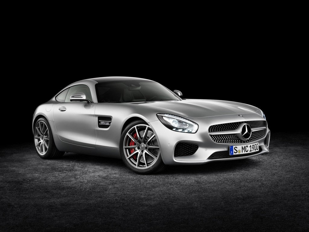 Mercedes-Benz AMG GT S 2014 photo - 5