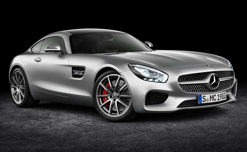 Mercedes-Benz AMG GT S 2014 photo - 8