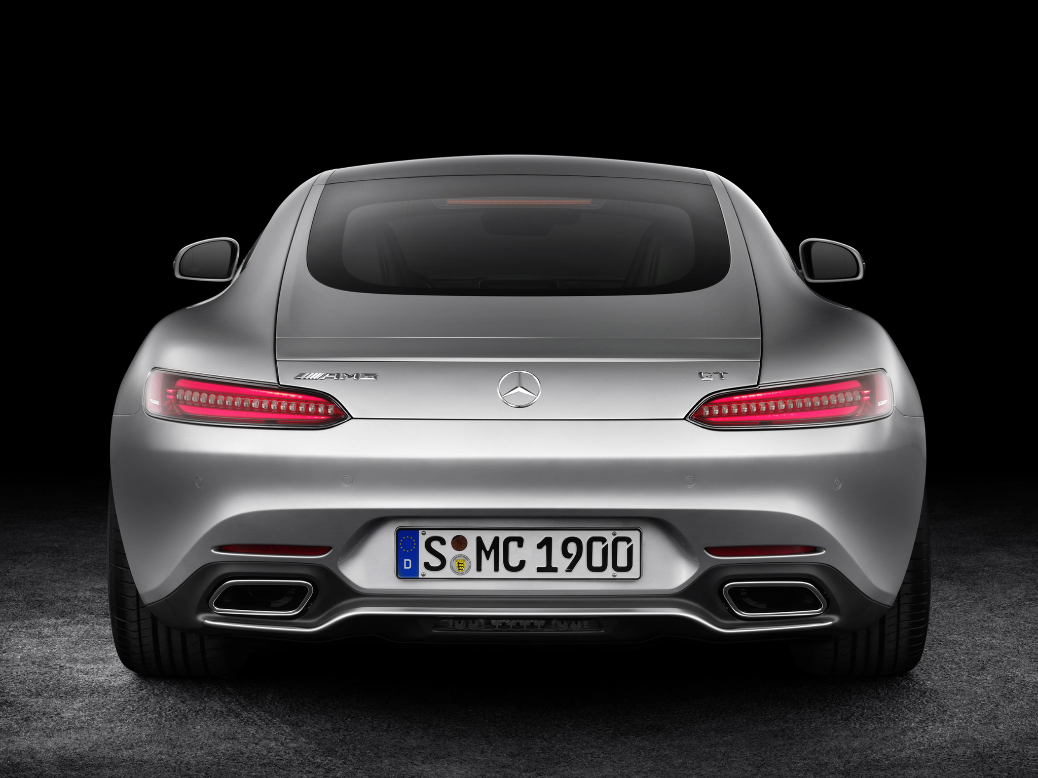 Mercedes-Benz AMG GT S 2014 photo - 9