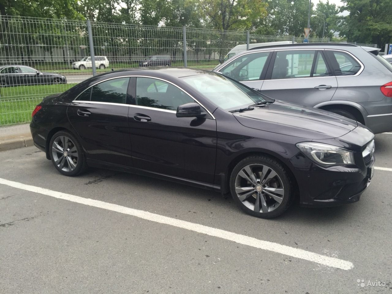 Mercedes-Benz CLA-Класс CLA 2014 photo - 1