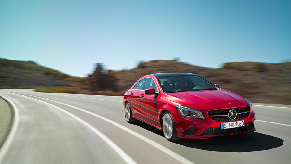 Mercedes-Benz CLA-Класс CLA 2014 photo - 10
