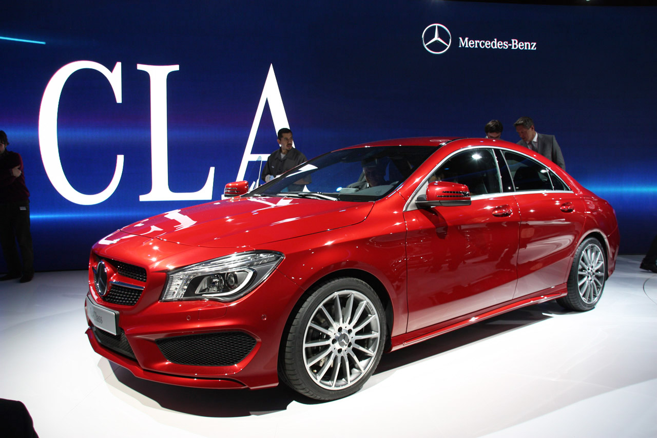 Mercedes-Benz CLA-Класс CLA 2014 photo - 11