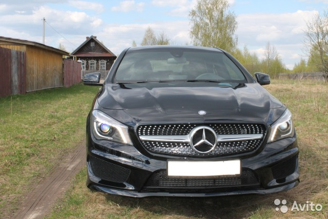 Mercedes-Benz CLA-Класс CLA 2014 photo - 3