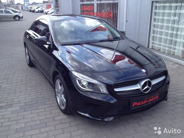 Mercedes-Benz CLA-Класс CLA 2014 photo - 5
