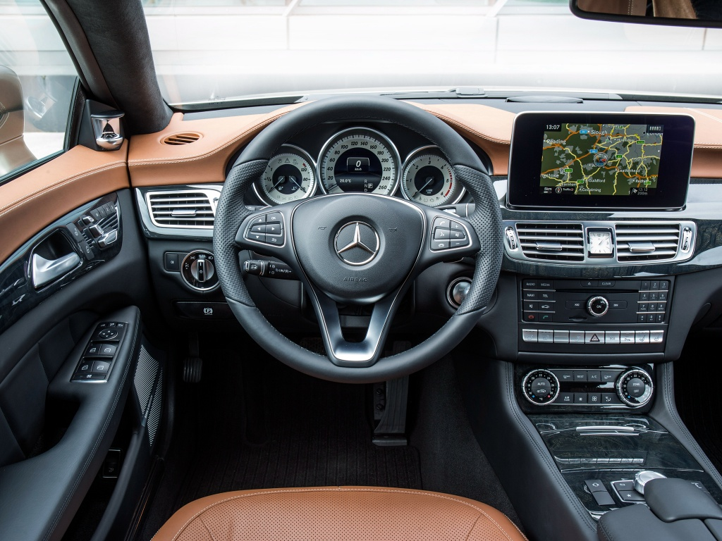 Mercedes-Benz CLA-Класс CLA 2014 photo - 7