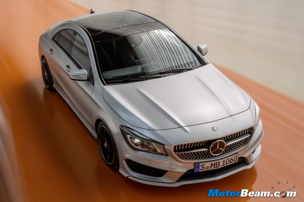 Mercedes-Benz CLA-Класс CLA 2014 photo - 9