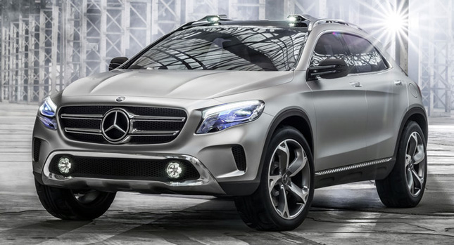Mercedes-Benz GLA-Класс GLA 2013 photo - 1
