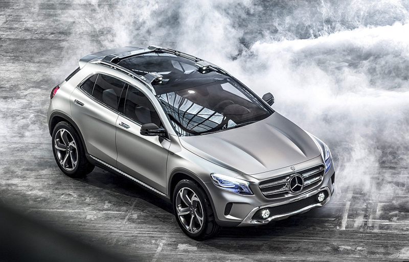 Mercedes-Benz GLA-Класс GLA 2013 photo - 11