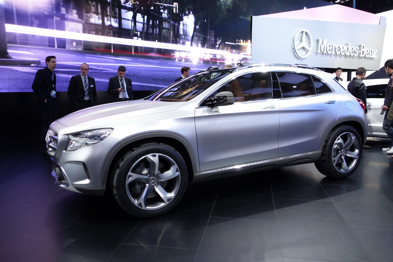 Mercedes-Benz GLA-Класс GLA 2013 photo - 3