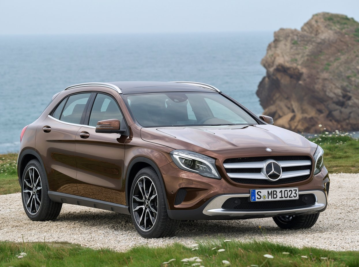Mercedes-Benz GLA-Класс GLA 2013 photo - 5