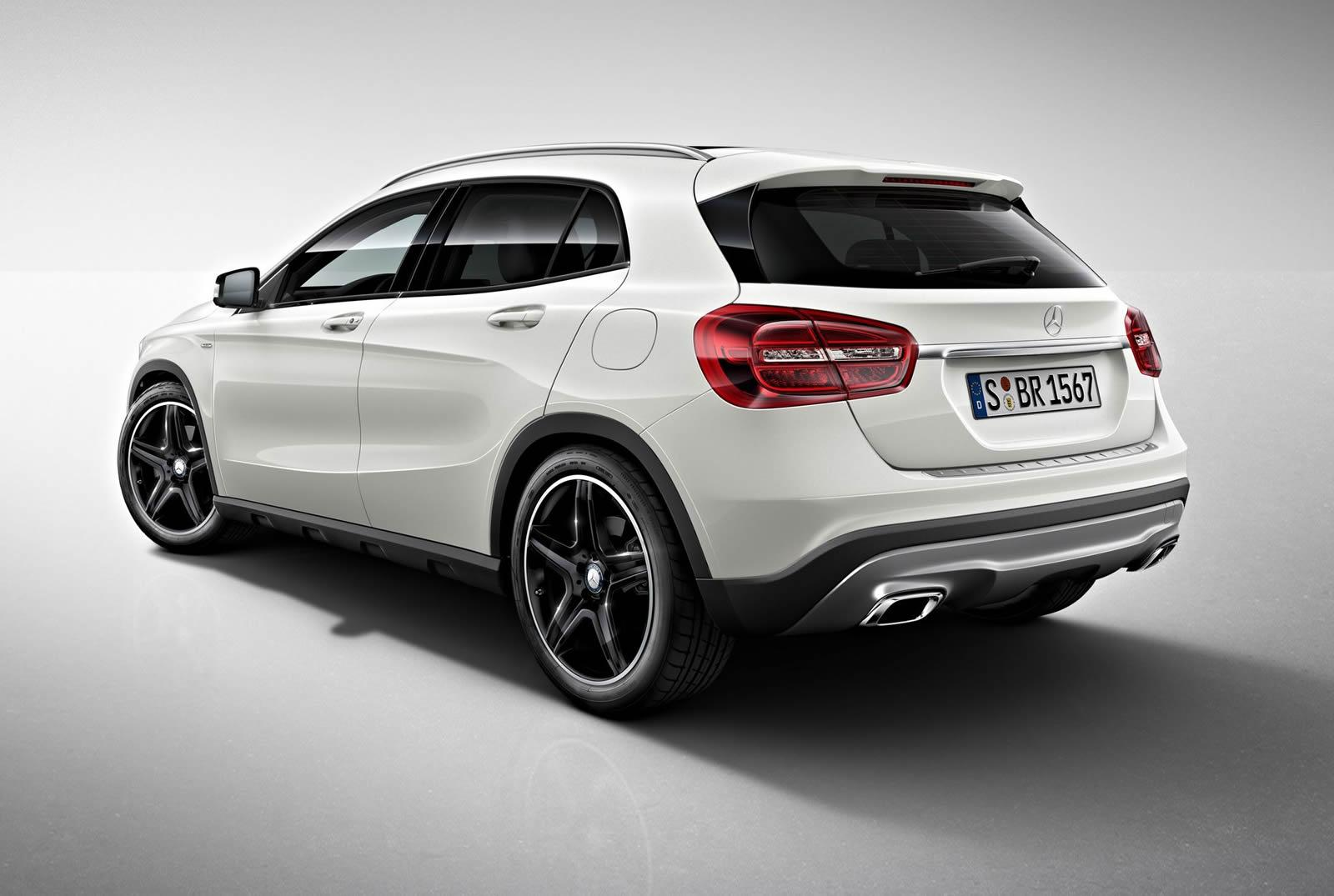 Mercedes-Benz GLA-Класс GLA 2014 photo - 1