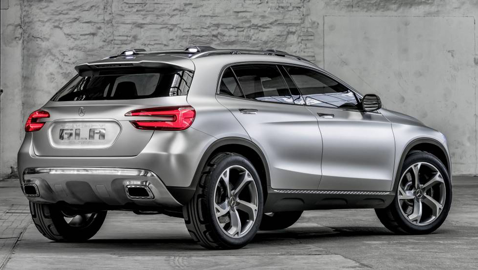Mercedes-Benz GLA-Класс GLA 2014 photo - 10