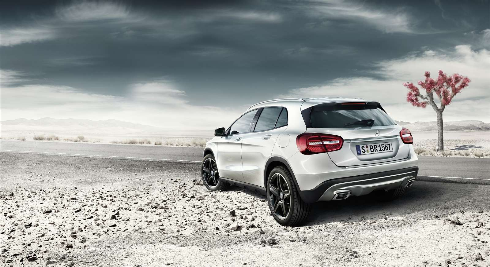 Mercedes-Benz GLA-Класс GLA 2014 photo - 11