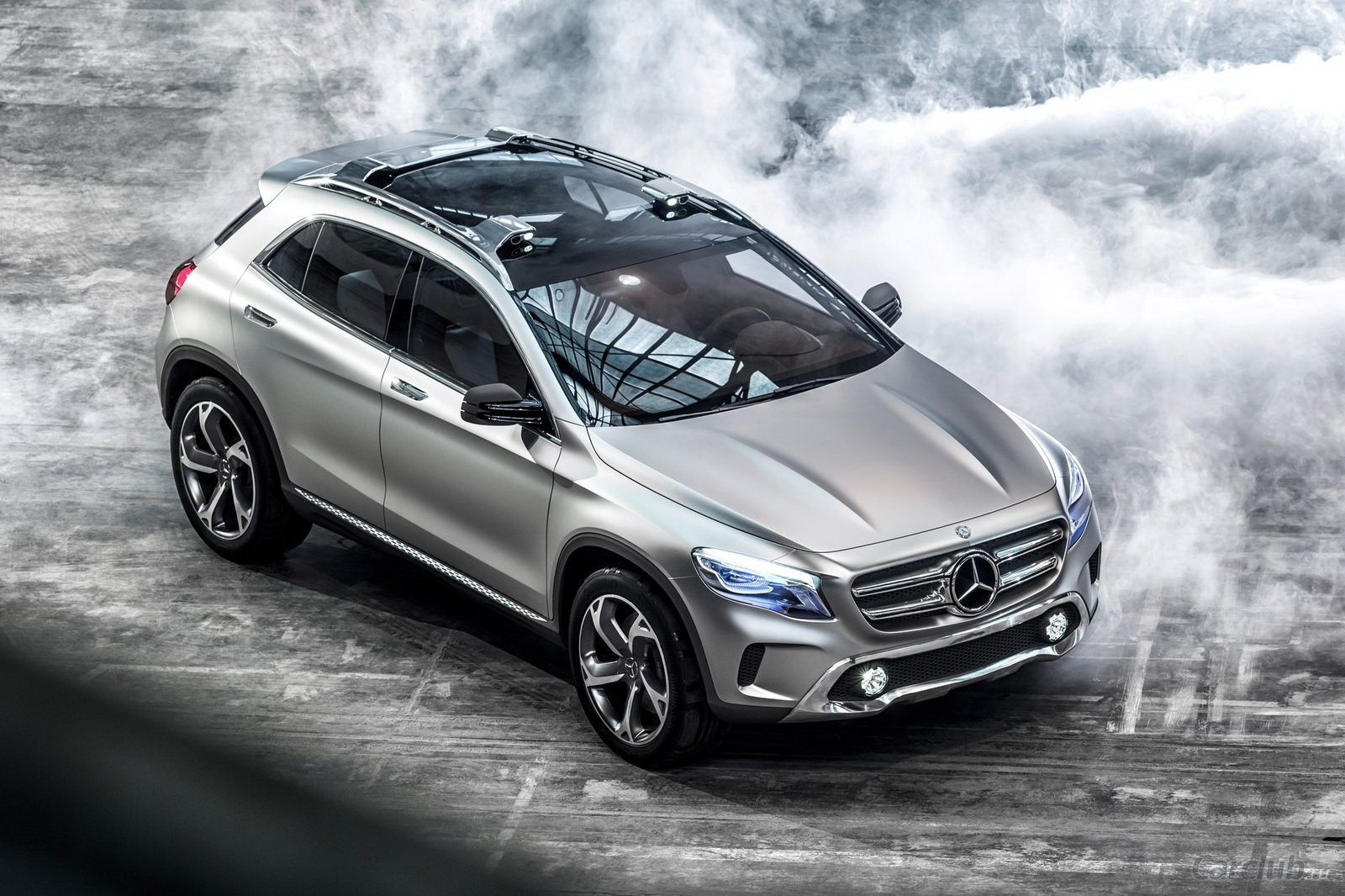 Mercedes-Benz GLA-Класс GLA 2014 photo - 3