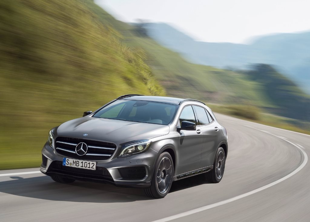 Mercedes-Benz GLA-Класс GLA 2014 photo - 5