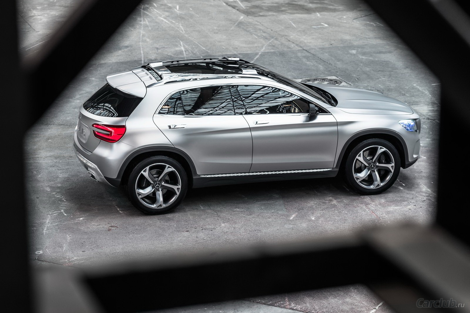 Mercedes-Benz GLA-Класс GLA 2014 photo - 6