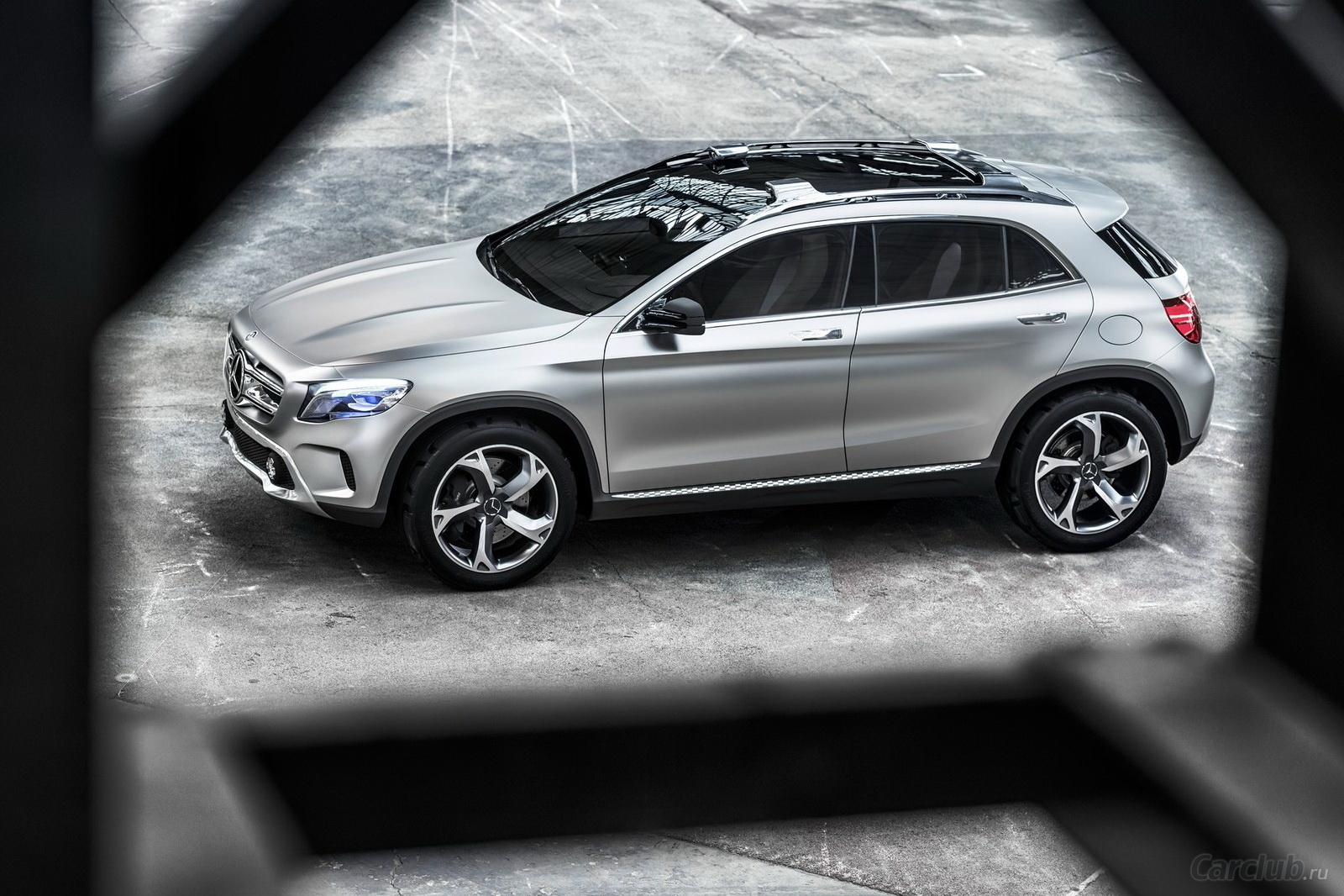 Mercedes-Benz GLA-Класс GLA 2014 photo - 7