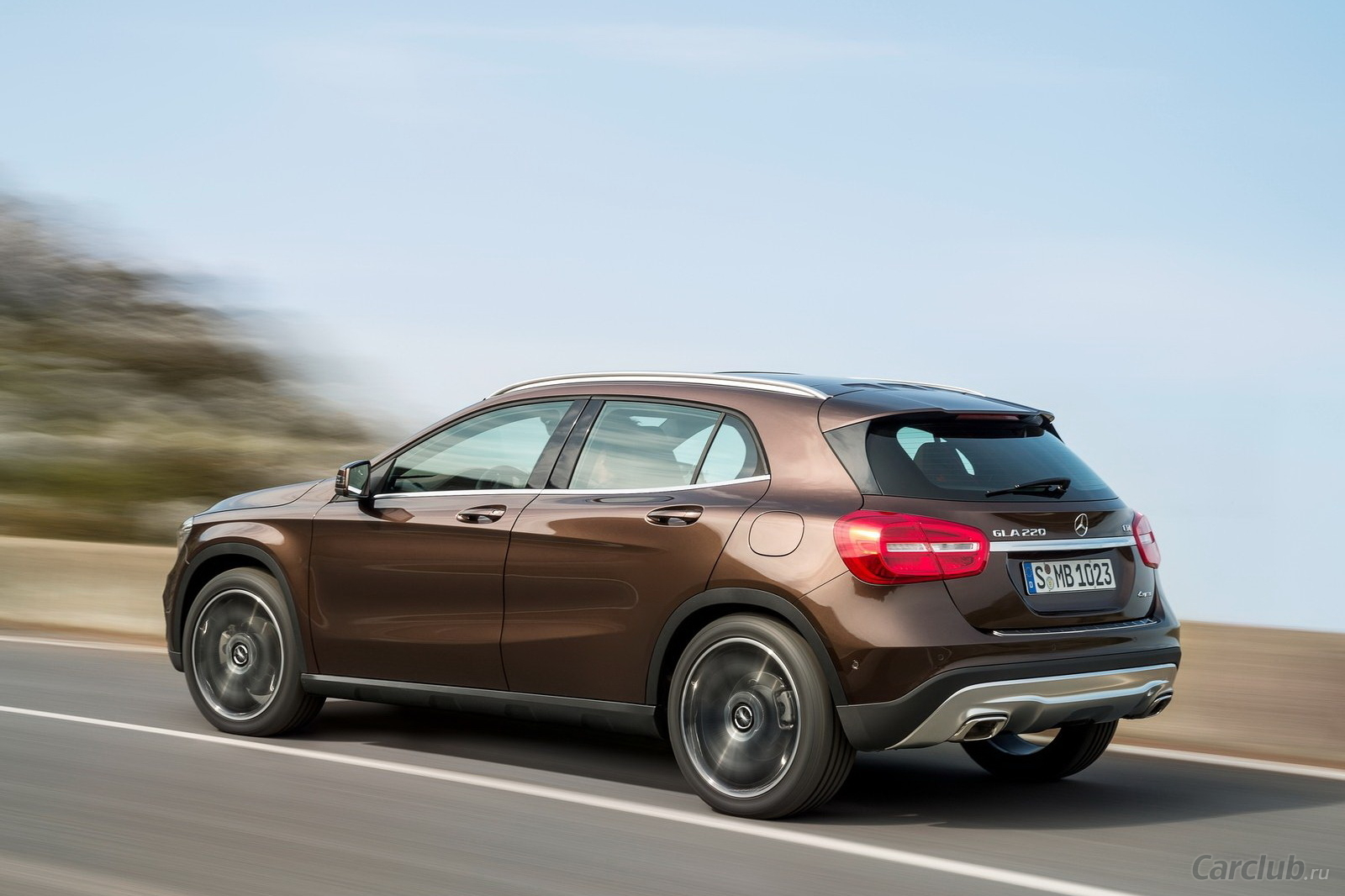 Mercedes-Benz GLA-Класс GLA 2014 photo - 8