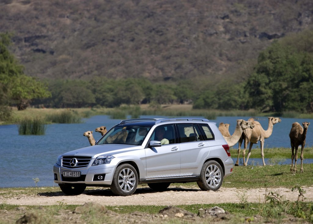 Mercedes Benz Glk Klass Glk 2009 Technical Specifications Interior