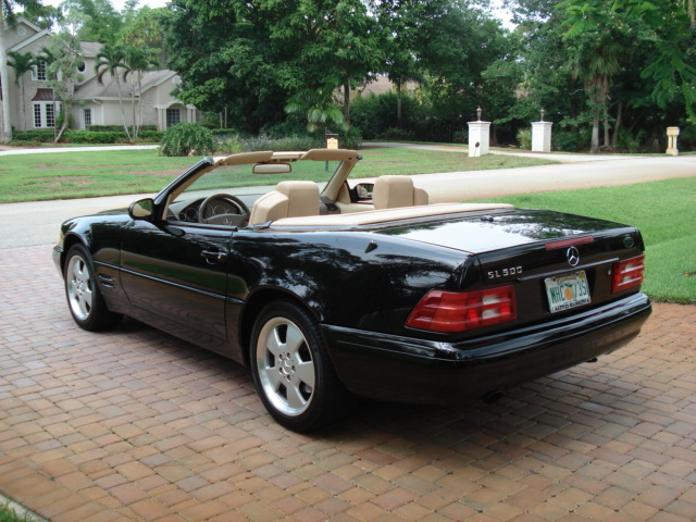 Mercedes-Benz SL-Класс SL 2000 photo - 5