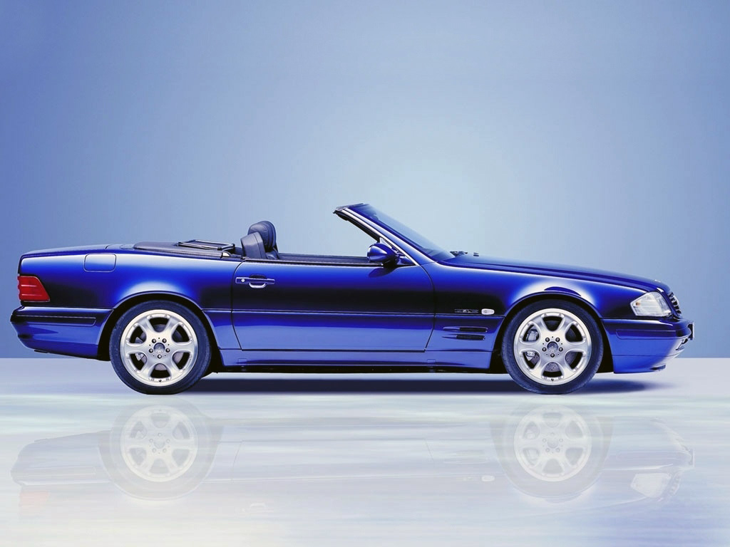 Mercedes-Benz SL-Класс SL 2000 photo - 9