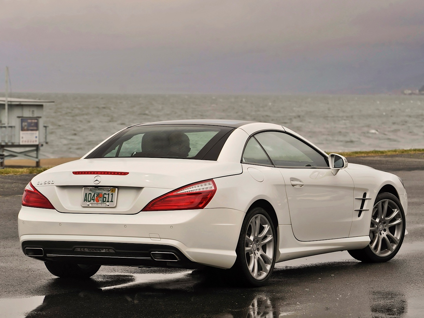 Mercedes-Benz SL-Класс SL 2014 photo - 11