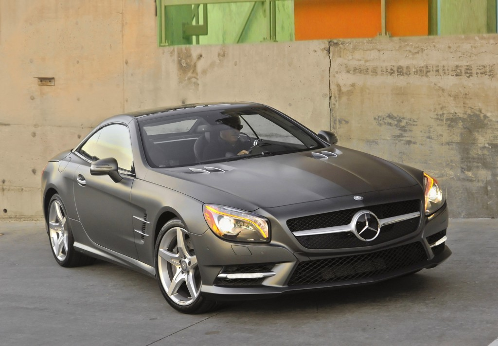 Mercedes-Benz SL-Класс SL 2014 photo - 12
