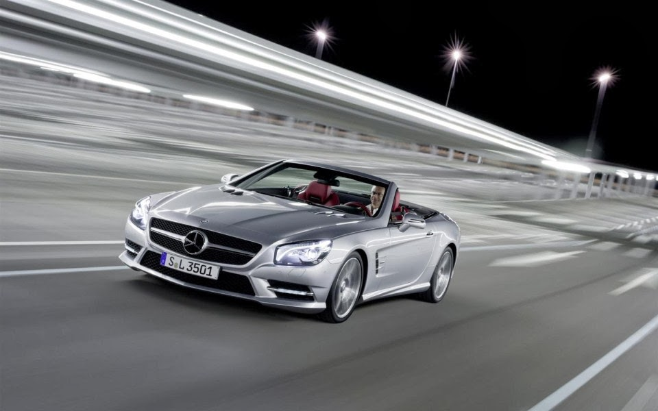 Mercedes-Benz SL-Класс SL 2014 photo - 3