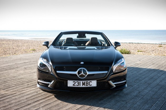 Mercedes-Benz SL-Класс SL 2014 photo - 4