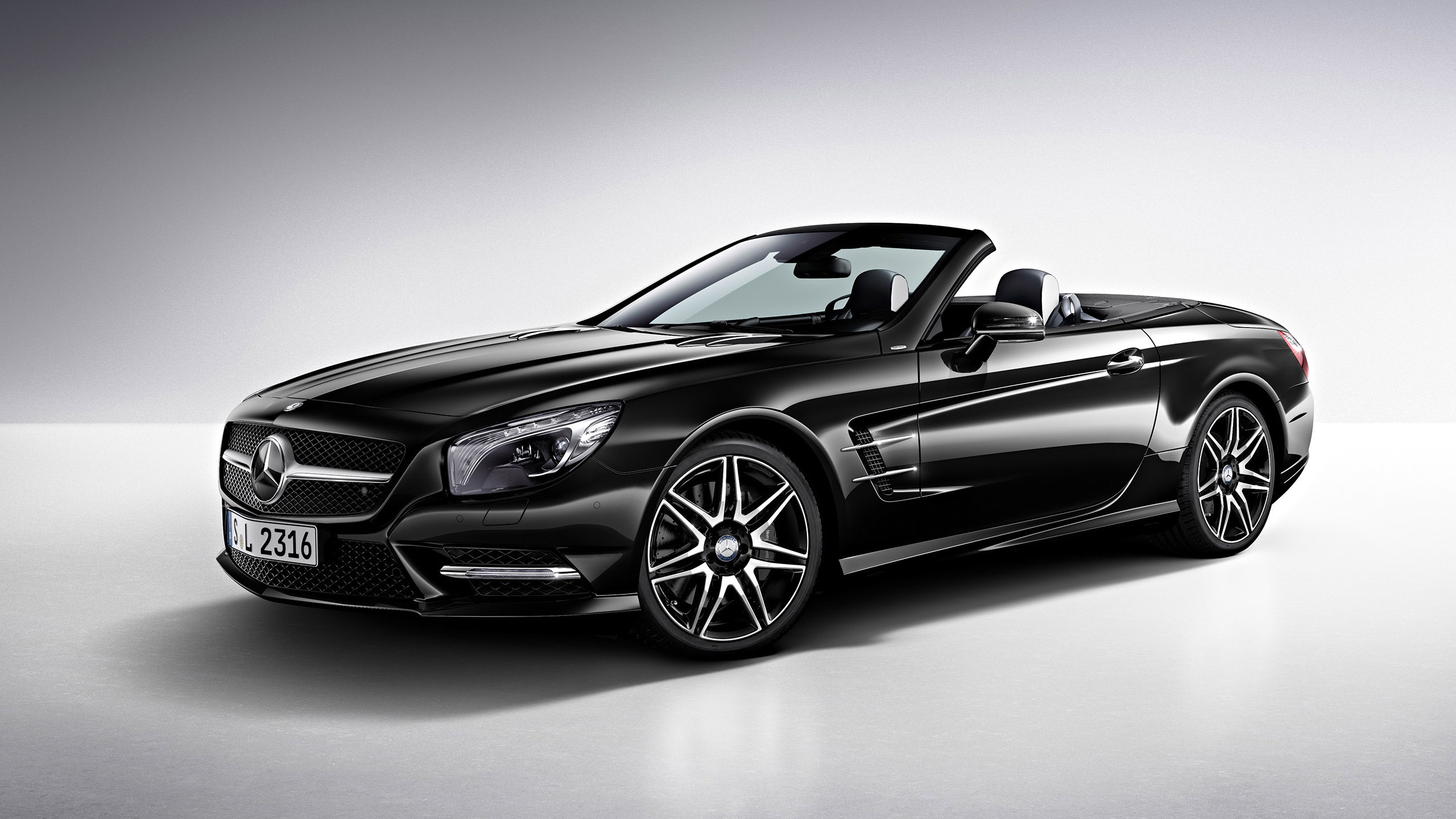 Mercedes-Benz SL-Класс SL 2014 photo - 5