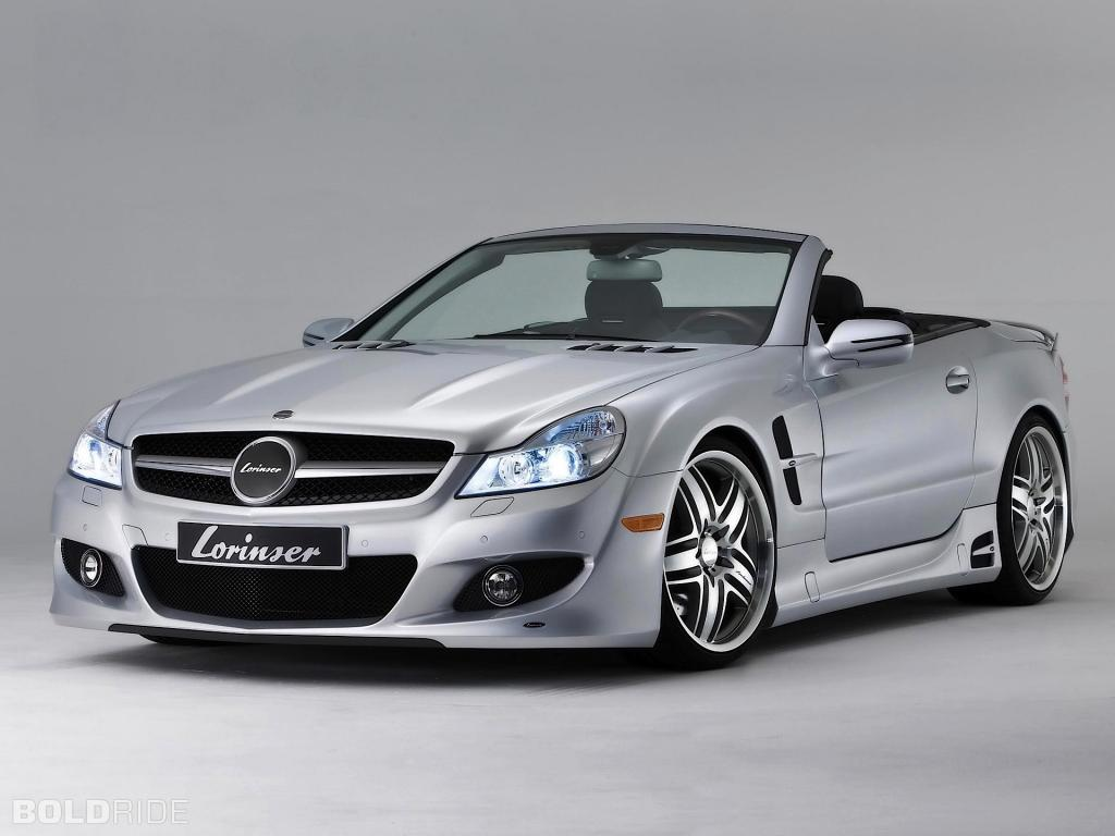 Mercedes-Benz SL-Класс SL 2014 photo - 9