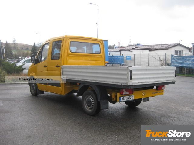 Mercedes-Benz Sprinter 209 2008 photo - 2