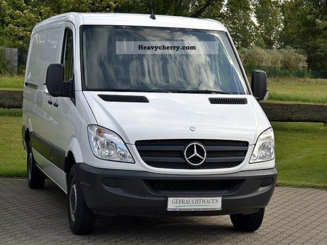 Mercedes-Benz Sprinter 209 2008 photo - 4