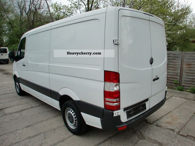 Mercedes-Benz Sprinter 209 2008 photo - 7