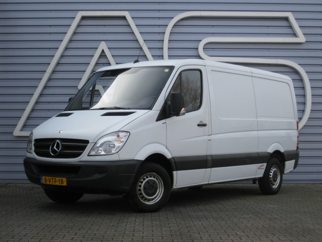 Mercedes-Benz Sprinter 210 2008 photo - 1