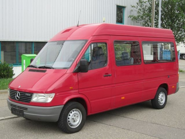 Mercedes-Benz Sprinter 210 2008 photo - 10