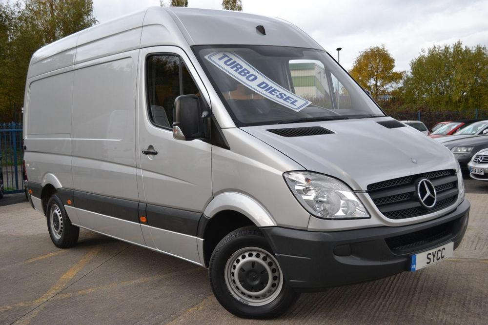 Mercedes-Benz Sprinter 210 2008 photo - 2