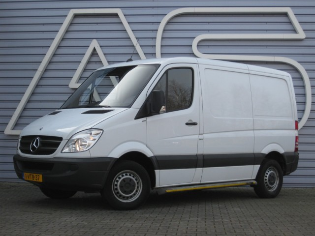 Mercedes-Benz Sprinter 210 2008 photo - 4