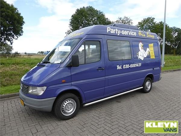 Mercedes-Benz Sprinter 210 2008 photo - 6