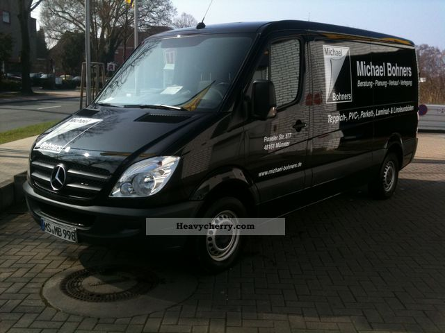 Mercedes-Benz Sprinter 210 2010 photo - 2