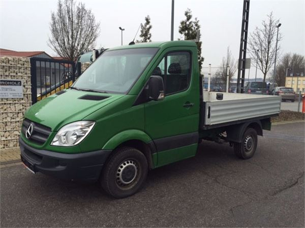 Mercedes-Benz Sprinter 210 2010 photo - 6