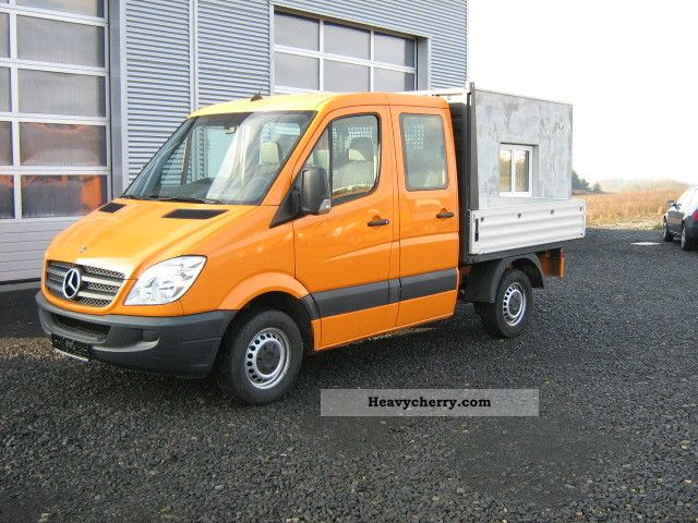 Mercedes-Benz Sprinter 211 2008 photo - 11