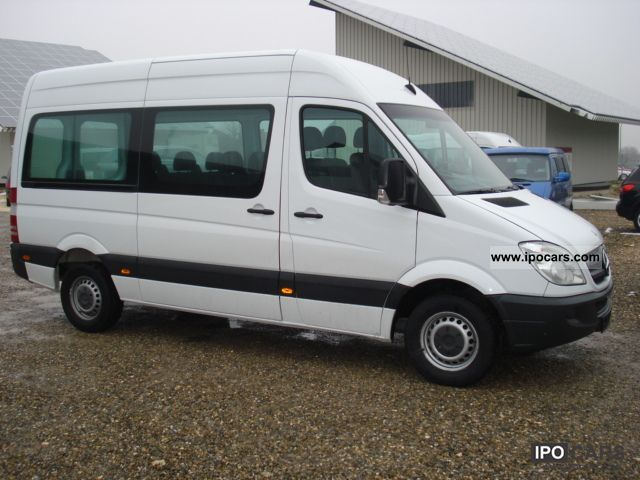 Mercedes-Benz Sprinter 211 2009 photo - 6