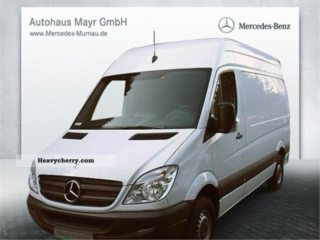 Mercedes-Benz Sprinter 211 2009 photo - 9