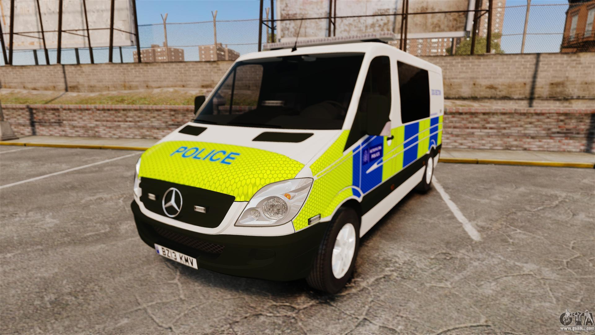 Mercedes-Benz Sprinter 211 2014 photo - 1