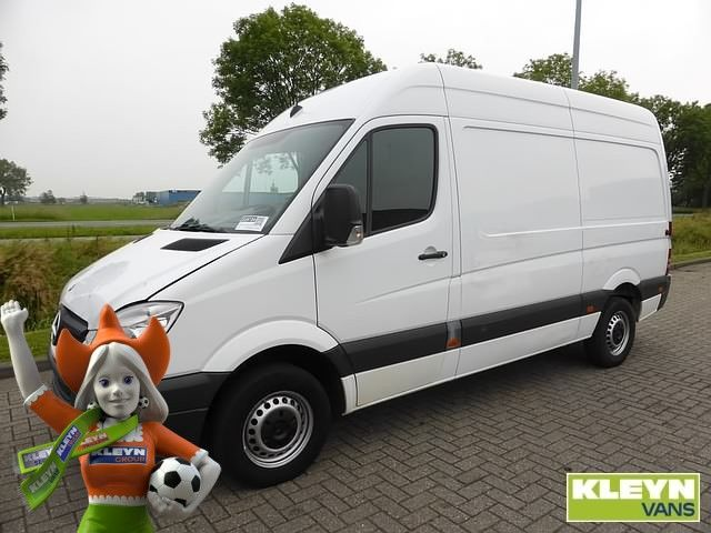 Mercedes-Benz Sprinter 211 2014 photo - 5
