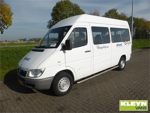 Mercedes-Benz Sprinter 211 2014 photo - 7