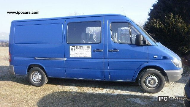 Mercedes-Benz Sprinter 213 2006 photo - 12