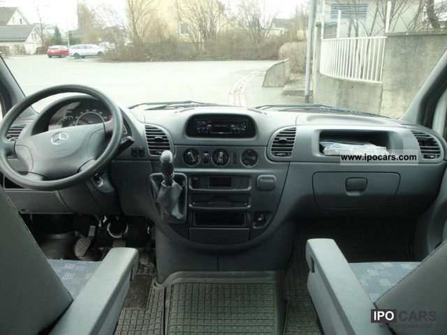 Mercedes-Benz Sprinter 213 2006 photo - 2