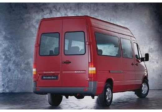 Mercedes-Benz Sprinter 213 2006 photo - 5